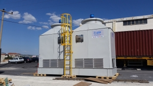 Reasons for the drop in cooling tower operating performance?