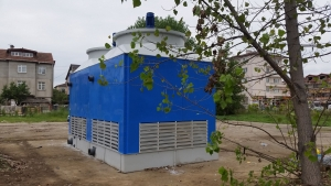 Lebanon water cooling tower manufacturing and spare parts