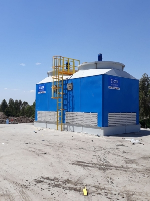Water cooling tower service company in pakistan